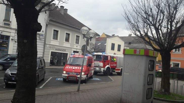 Brandalarm in Villach