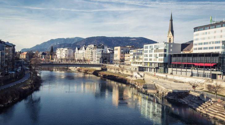 Beeindruckende Zahlen für die Stadt Villach: Die Pro-Kopf-Verschuldung beträgt 657 Euro, dem gegenüber steht ein Kapitalvermögen von 1.444 Euro.