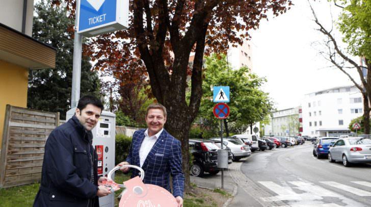 Die Erleichterung rund um´s Parken, soll der Wirtschaft zu Gute kommen