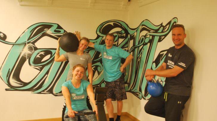 Vier Athleten nehmen in Mailand teil: Alex Ilias(24), Anna Wiegele(30), Sandor Molnar(38) und Thomas Grafenau(23)