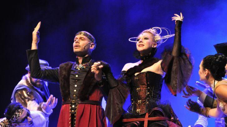 Auch Hamlet gibt es im kommenden Kulturprogramm zu sehen.