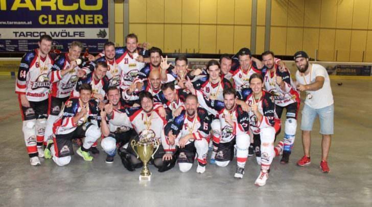 Die amtierenden Meister der HSC Eagles Poggersdorf müssen den Titel in der heurigen Saison gegen fünf weitere Teams verteidigen.