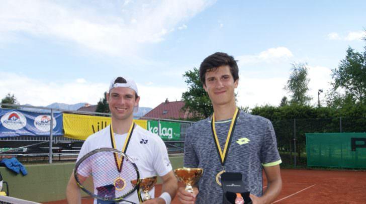 Lukas Krainer und Jurij Rodionov