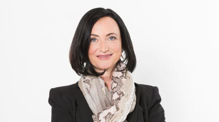 Sylvia Gstättner, Vizepräsidentin der Wirtschaftskammer Kärnten und Landesvorsitzende von Frau in der Wirtschaft