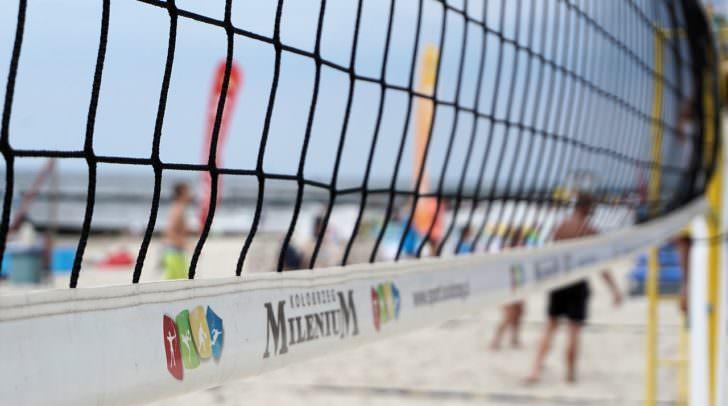 Der Austrian Beach Volleyball Champions Cup startet mit den Vorrunden in Klagenfurt am 26. Juni.