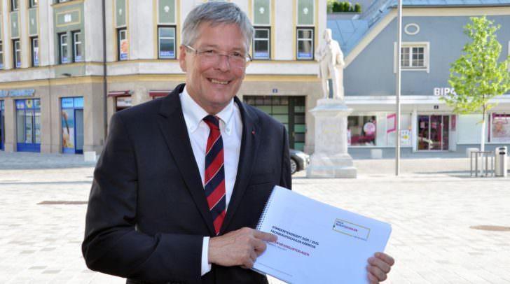 LH Peter Kaiser präsentiert neues Konzept des Berufsschulwesens