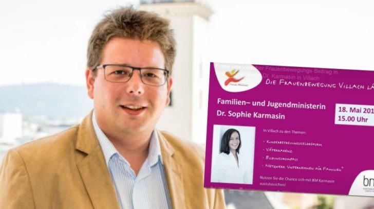 ÖVP Clubobmann Christian Pober reagierte auf die Aussendung von Stadtrat Erwin Baumann zum Thema