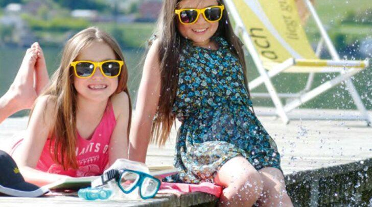 Die neue Ferienprogramm-Broschüre für Kinder und Jugendliche ist heuer online verfügbar.