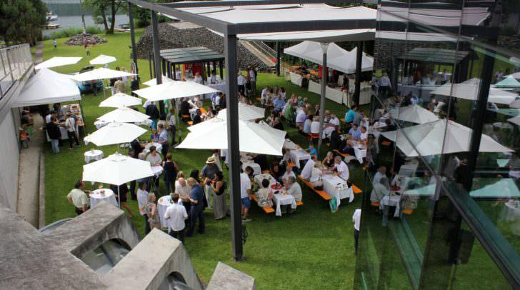 Auch im Vorjahr veranstaltete der Rotary Club Villach ein Benefizkonzert im Domenig Steinhaus.
