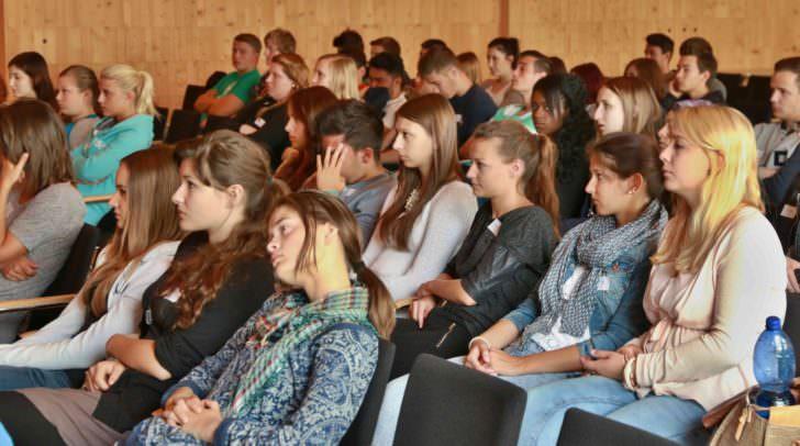 Jugendliche zu aktiven Zukunftsgestaltern zu machen ist das Ziel der Jugend ist Zukunft Tage in Villach. (Bilder von JiZ-Tagen 2014)