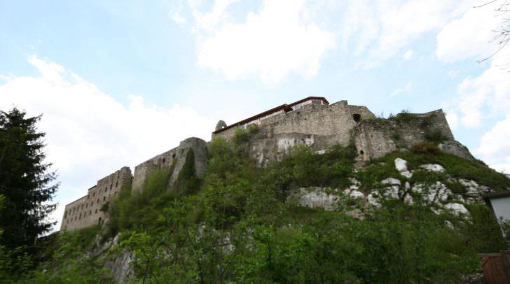 Klosterruine Arnoldstein