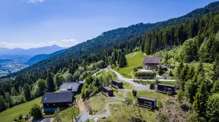 Die 1.852 Almen nehmen rund 16 Prozent der Fläche Kärntens ein.