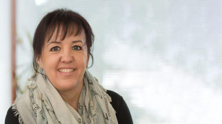 Mag.a Gerith Laure-Kelz, Geschäftsführerin Verein Frauenhaus Villach