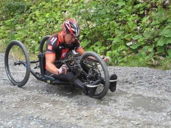 Egal ob mit dem Straßenrad oder dem Mountainbike…