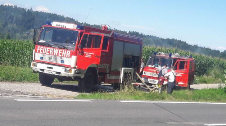 Nach sechs-stündigem Einsatz konnte der Brand gelöscht werden.