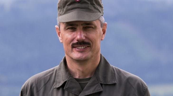 Oberst Weichselberger übernimmt die Leitung der alpinen Spezialisten des Bundesheeres.