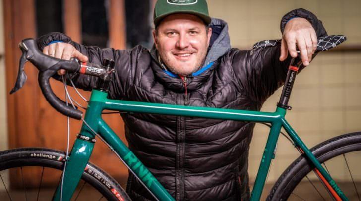 Jürgen Putzi: Vom Manager in einem Großbetrieb zum Fahrradbauer