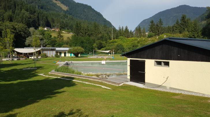 Naturschwimmbad Puch