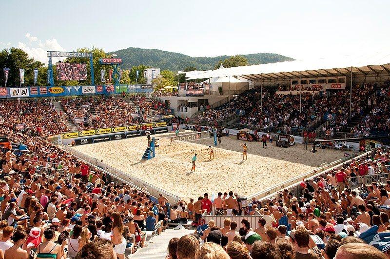 Beachvolleyball Klagenfurt