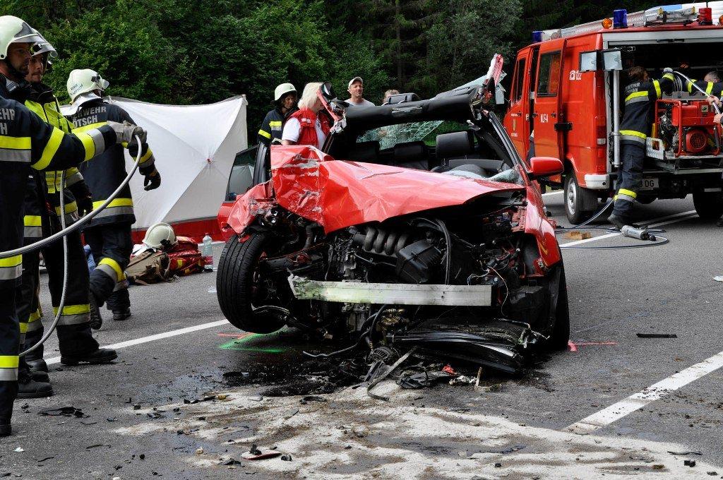 Unfall Usedom B111 Heute