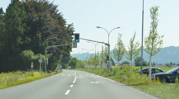 Die Wienerin wollte auf dem Klagenfurter Südring nach links abbiegen und übersah einen geradeausfahrenden PKW.