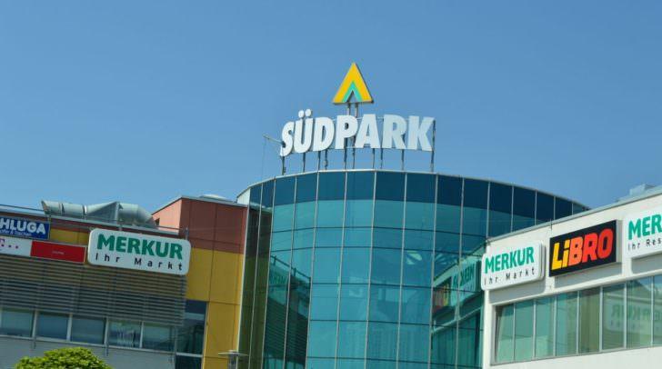 Bei der Eröffnung des Südparks gab es 28 Shops, heute sind es 84 Geschäfte mit rund 620 Mitarbeitern.