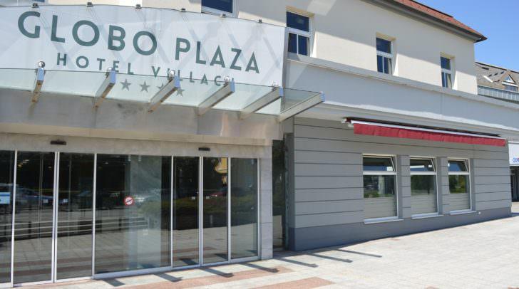Am Areal des Globo Plaza wird am 3. Mai die neue LaserzoneX eröffnen.