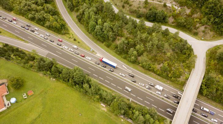 Aktuell meldet die ASFINAG fünf Kilometer Stau auf der A11 Karawankenautobahn.