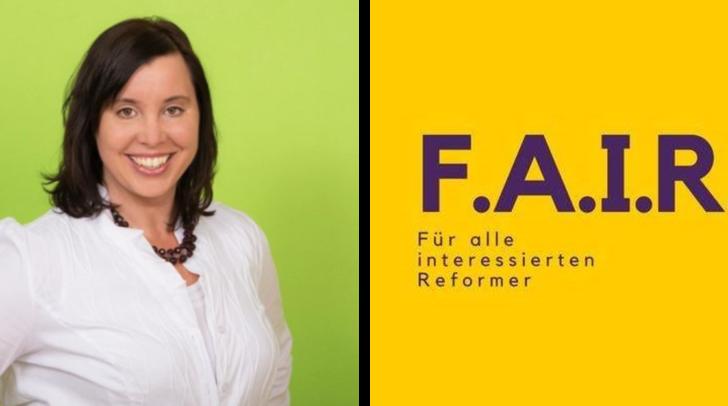 F.A.I.R. Obfrau Marion Mitsche möchte das Geld lieber gegen die Armut einsetzen