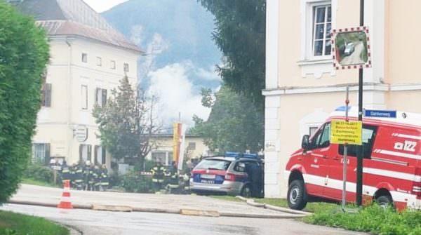 Im August musste die Feuerwehr hier schon einmal fast an gleicher Stelle ausrücken (Archivbild)