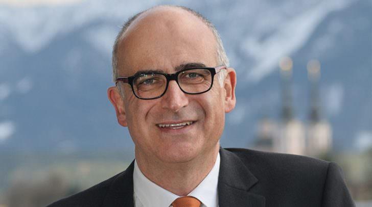 Georg Overs, Geschäftsführer der Region Villach Tourismus GmbH