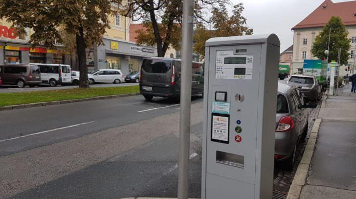 Im Stadtsenat gab es einhellige Zustimmung zur Parkgebührenbefreiung. Am 17. Dezember wird der Antrag noch dem Gemeinderat vorgelegt.