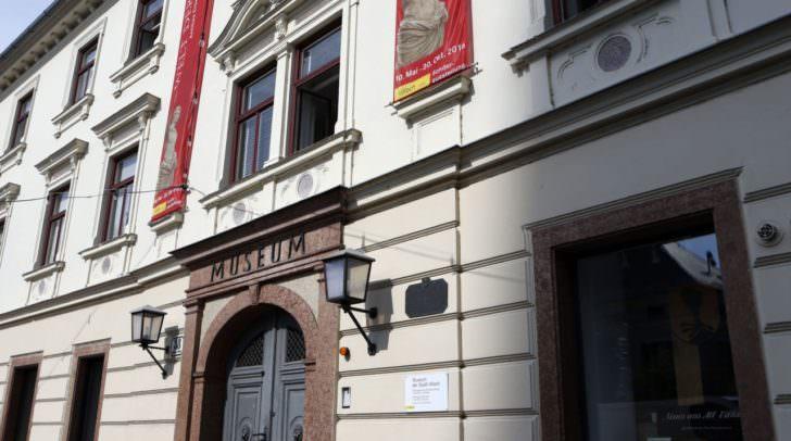 Das Stadtmuseum in Villach