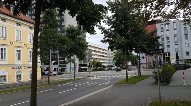 Heute beginnen die Bauarbeiten in der Kreuzung Villacher Ring / Villacher Straße in Klagenfurt.
