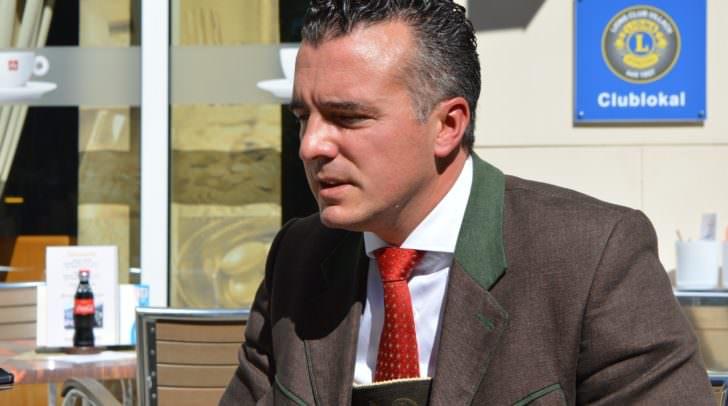 Die Kärntner FPÖ mit Spitzenkandidat Gernot Darmann, musste eine Radio-Spot-Wahlkampfwerbung stoppen