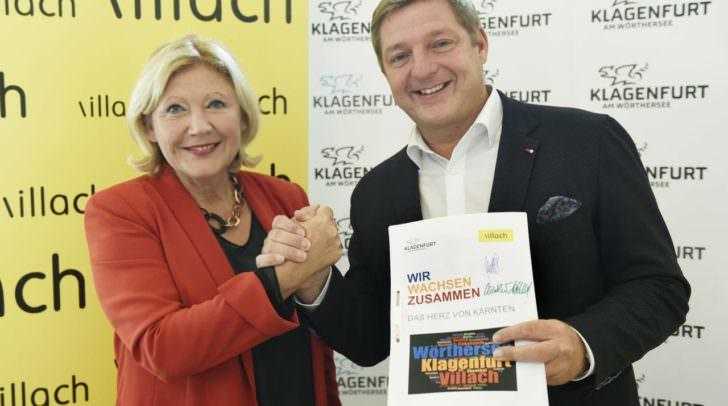 Zentralraum Klagenfurt - Villach