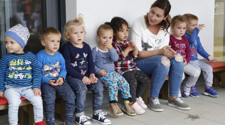 Eröffnung der Kinderbetreuungsstätte Abradadabra in Ebenthal