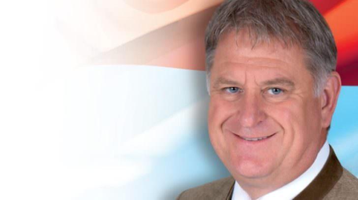 Der Vertreter für den Wahlkreis Villach: Max Linder, Afritzer Bürgermeister