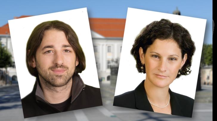 Thomas Winter-Holzinger und Karin Ruppert