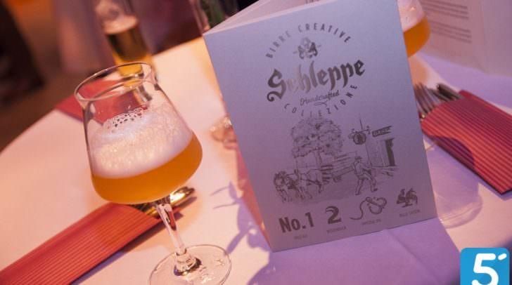 EIne der jüngsten eingebrauten Spezialitäten der Schleppe Brauerei ist das Kreativbier