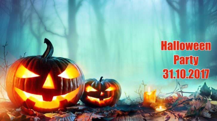 Halloween in der Salud ALM