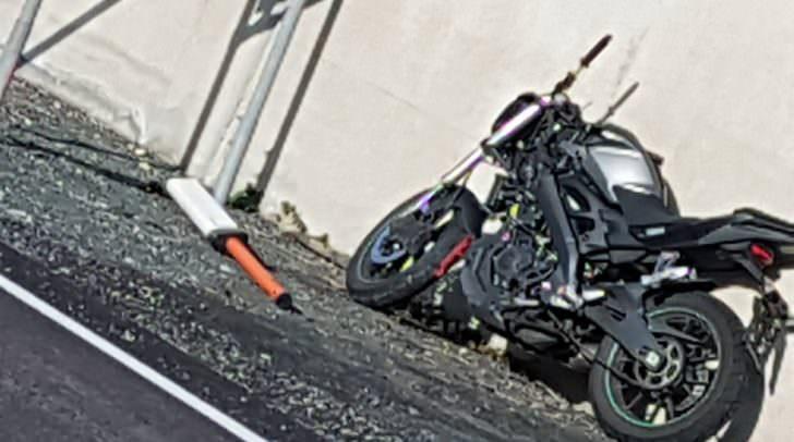 Ersten Informationen zu Folge verunglückte ein Motorradfahrer im Bereich der Kreuzung Kärntner Straße/Rosental Straße in Fürnitz