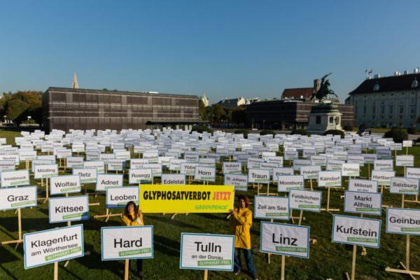 Klagenfurt an forderster Front