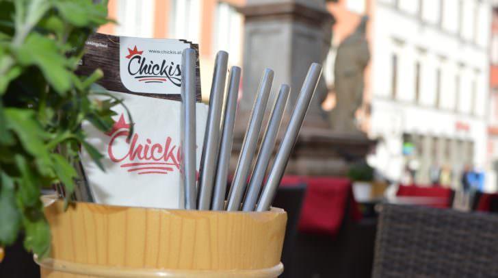 Chickis am Hauptplatz sucht DICH und zwar als Gast, der das Restaurant auf Herz und Nieren testet!