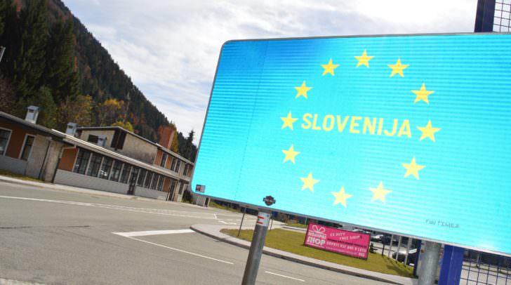 Ab morgen, Donnerstag, werden dieGrenzkontrollen zu Slowenien und Ungarn verdoppelt.