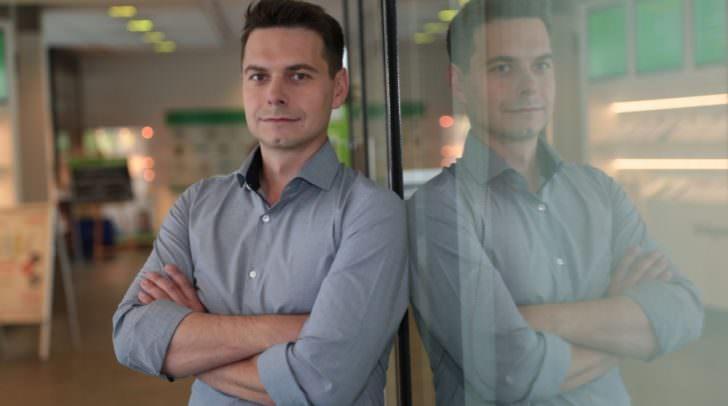 Geschäftsführer Marc Gfrerer