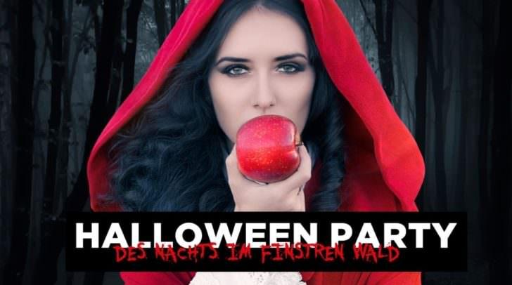 Halloween im Park Haus