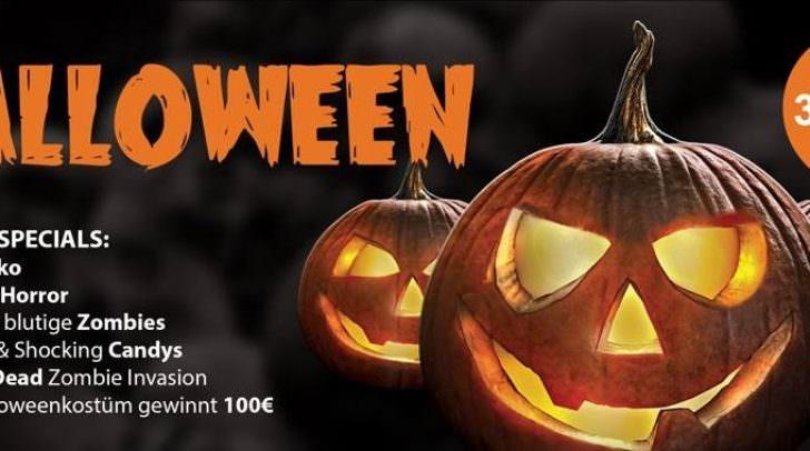 Halloween im Bollwerk Klagenfurt