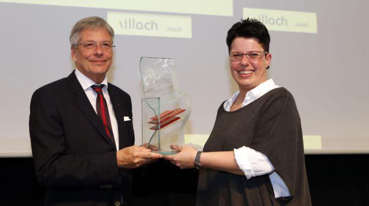 LH Peter Kaiser und Evelyn Rauter