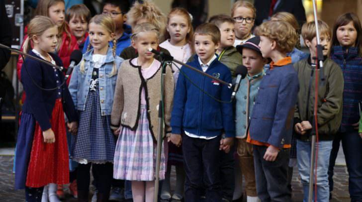 Kinder der VS Auen